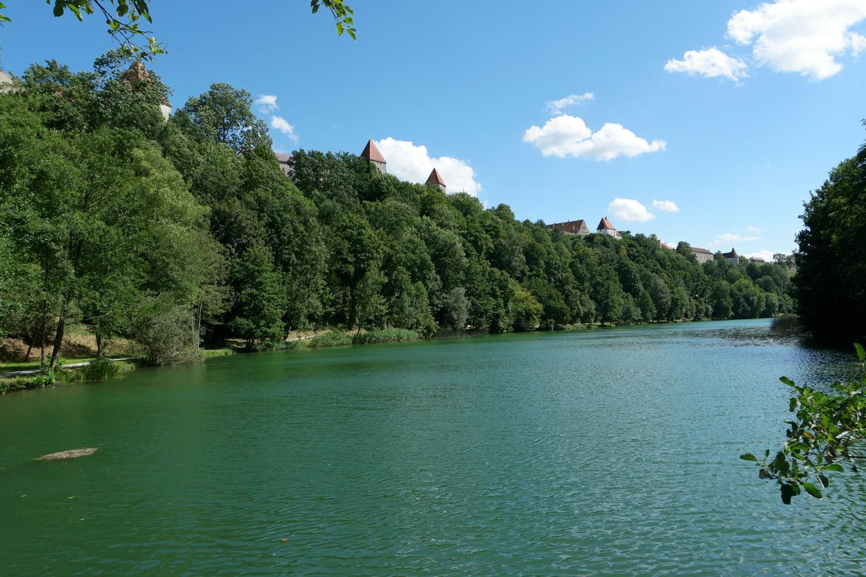 Am-Woehrsee-unterhalb-der-Burg