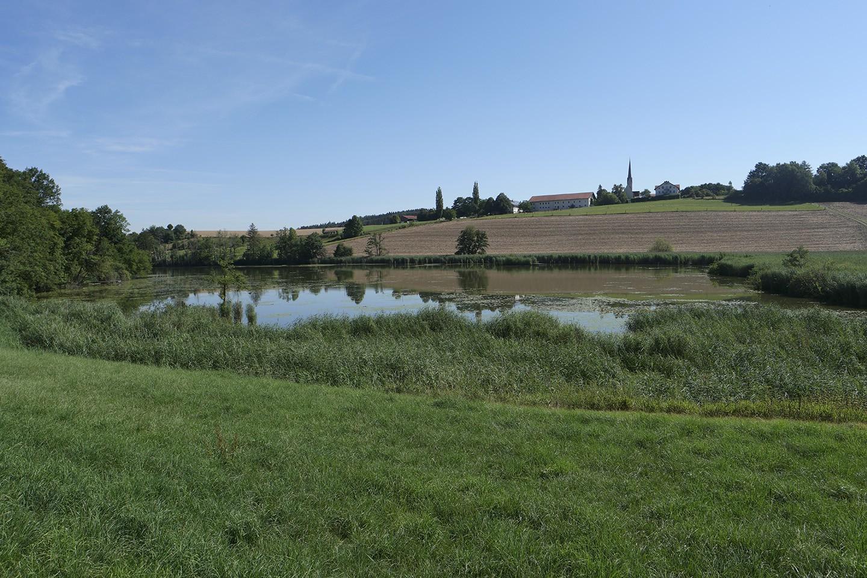 Berger See bei Schnaitsee