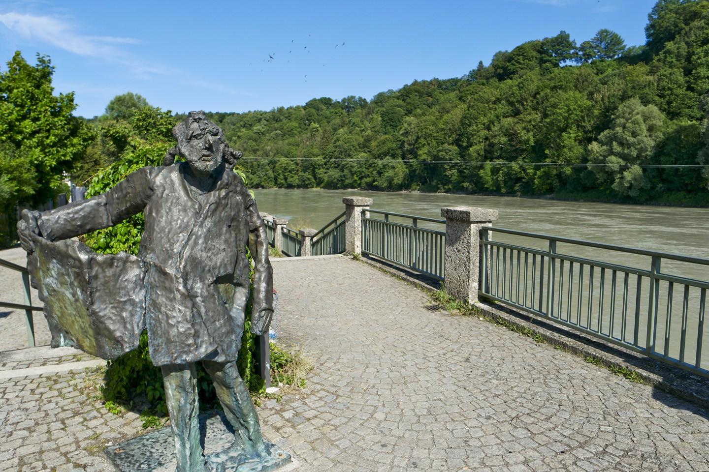 Skulpturenweg Wasserburg