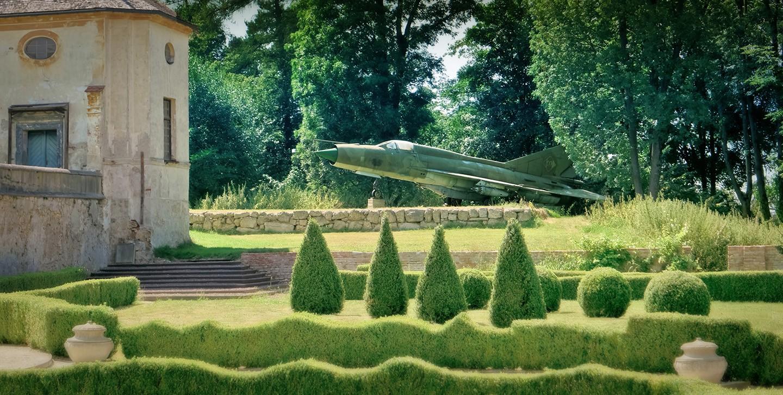 Der Schlosspark Guttenburg bietet echte Überraschungen