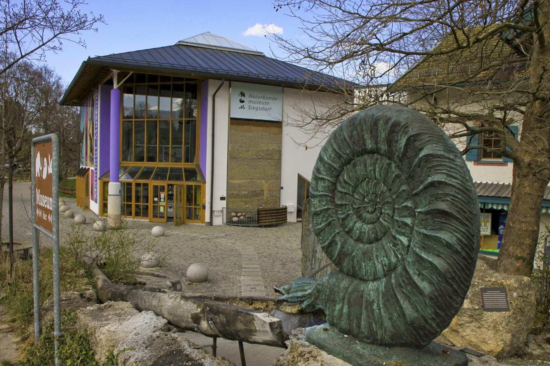 Das Naturkunde- und Mammutmuseum in Siegsdorf